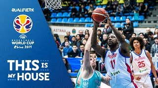 Kazakhstan v Philippines - Highlights - FIBA Basketball World Cup 2019 - Asian Qualifiers