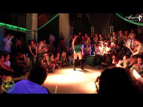 "Siberian Dancehall Contest 2014 - DHQ 2 round ""Social dance"" part 1"