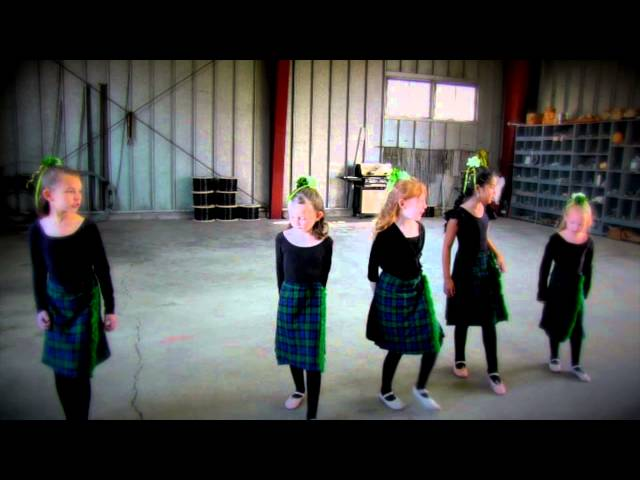 Irish Days: Southern Oregon School of Dance Leprechaun Dancers - 3-15-2014
