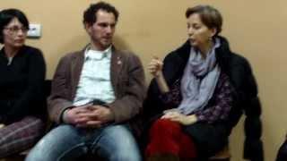 Clubul de feminism a demarat cu discutarea unui film despre sufragiste