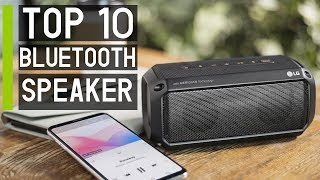 Top 10 Most Affordable Bluetooth Speakers in 2019