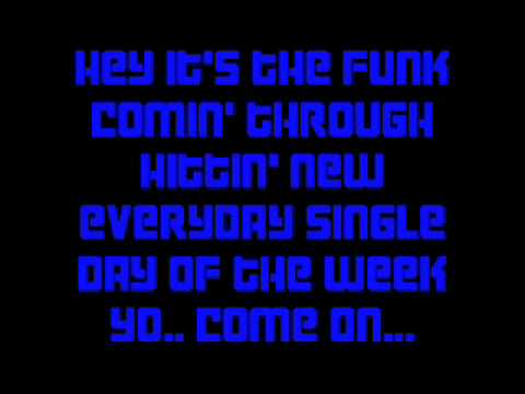 Funky Radio (Lyrics)