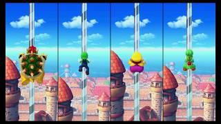 🌱 Luigi Wins By Doing... - Super Mario Party
