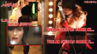 t.A.T.u. | Sparks | Spanish Cover | Vuelan Chispas |