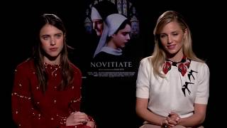 Novitiate: Dianna Agron & Margaret Qualley Exclusive Interview