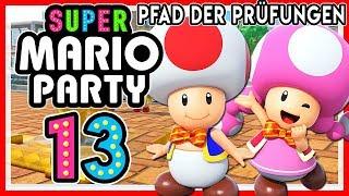 SUPER MARIO PARTY # 13 🎲 Singleplayer-Modus Pfad der Prüfungen! [HD60] Let's Play Super Mario Party