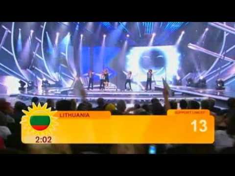 Junior Eurovision Song Contest 2008 thumbnail