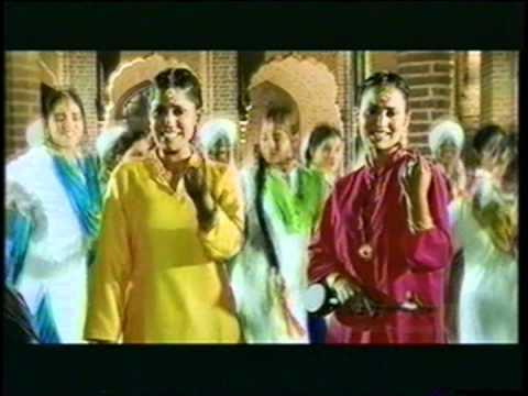 * Malika & Jyoti * ---  Saari Raat Tere Naal Paaun Phangra... video