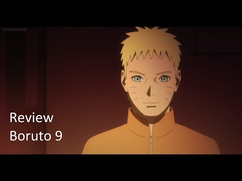 Boruto: Naruto Next Generation Episode 9 Review: HYUUGA!!