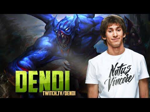 Dota 2 Stream: Na`Vi Dendi - Night Stalker (Gameplay & Commentary)