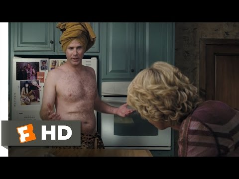 Blades Of Glory (4/10) Movie CLIP - What A Skater's Body Looks Like (2007) HD