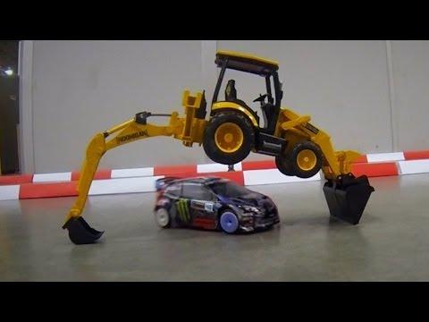 HPI Racing's Ken Block Micro Gymkhana