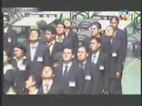 Maltrato y castigo a cadetes de la policía en Escuela de Chimbote I.avi
