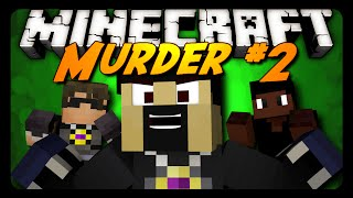 Minecraft: HIDE AND GO MURDER #2! (Downloadable Mini-Game)