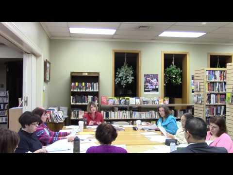 RP Library Board Meeting (February 17, 2016)