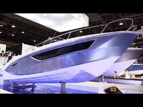 2018 Sessa Marine Key Largo KL27 Motor Yacht - Walkaround - 2018 Boot Dusseldorf Boat Show