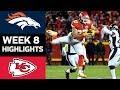 Download Video Broncos vs. Chiefs | NFL Week 8 Game Highlights MP3 3GP MP4 FLV WEBM MKV Full HD 720p 1080p bluray