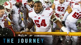 Chris Orr is Ready for the B1G Title Game | Wisconsin | The Journey