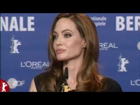 In the Land Of Blood and Honey Press Conference in Berlin(Full video)