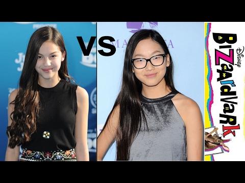 Olivia Rodrigo vs. Madison Hu