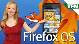 Mozilla Firefox Introduces Mobile OS!