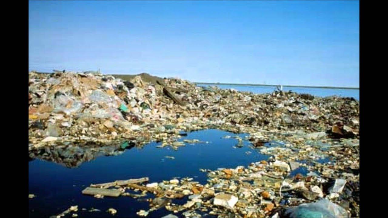 Garbage Dumps in Ocean Ocean Dumping