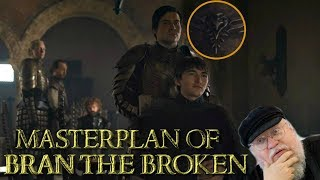 It's King Bran Stark in the books too.. Here's Why! | Game of Thrones Season 8 Bran Stark Explained