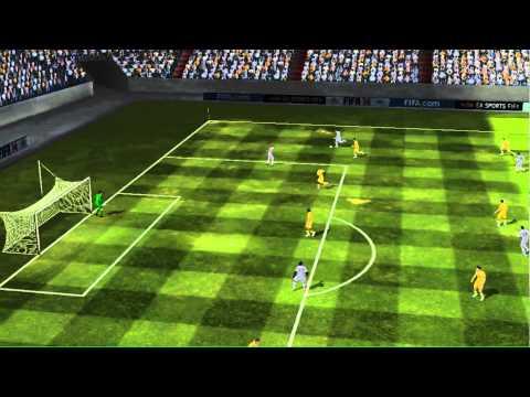 FIFA 14 iPhone/iPad - sexy playas vs. Paços Ferreira