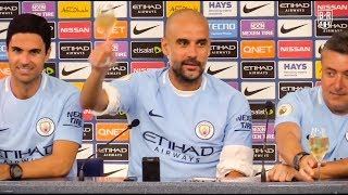 Funniest Pep Guardiola Press Conference Moments