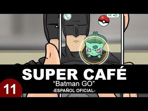 Super Cafe: Batman GO Español
