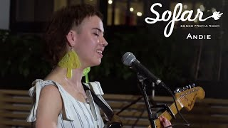 Andie - One Foot In The Grave | Sofar NYC