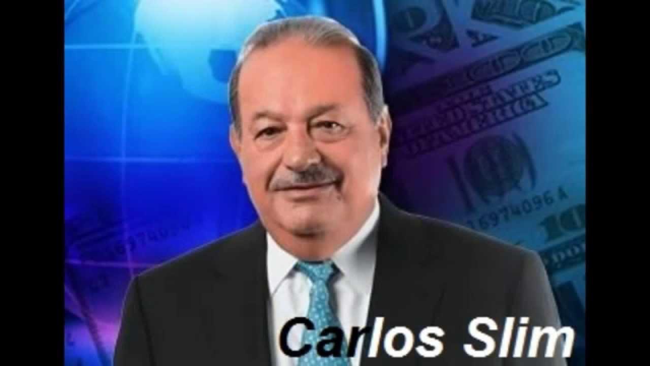 Hombre Mas Rico de Mexico Hombres Mas Ricos de México y