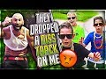 Reacting To Diss Tracks About Me (FouseyTube & Little Kids)