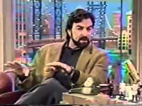 Tom Selleck on the Rosie O'Donnell Show - Gun Control