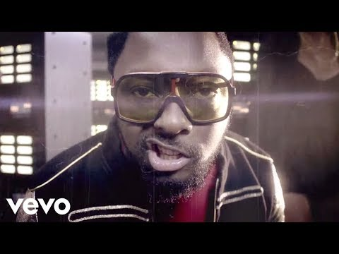The Black Eyed Peas - The Time (dirty Bit) video