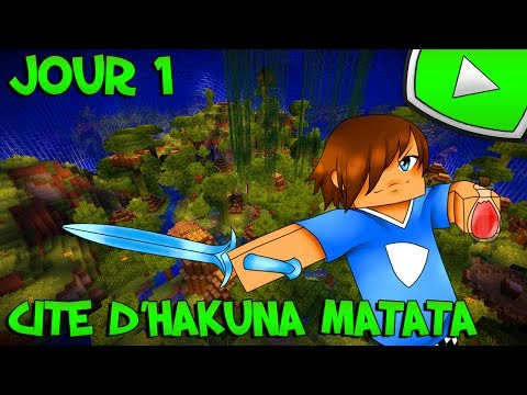 Cit é d'Hakuna Matata : Installation | 01 - Minecraft
