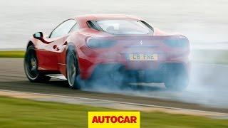 Ferrari 488 GTB - Britain's Best Driver's Car   Part 1   Autocar