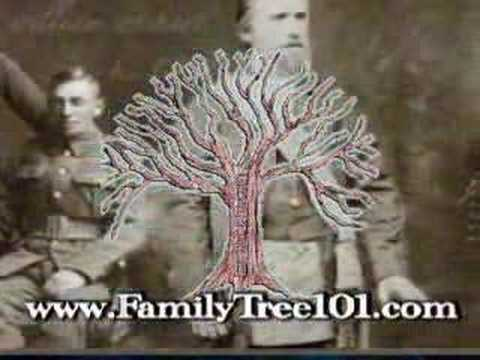 Family Tree Genealogy Ancestry Information