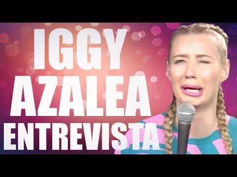 Iggy Azalea critica a Ariana Grande, Gaga y Nicki Minaj!!!!