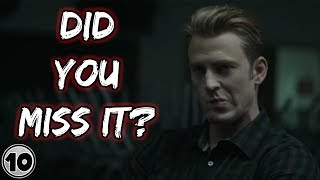 Top 10 Small Details You Missed In Avengers: Endgame