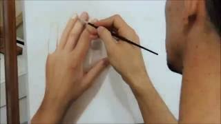 Super Realistic Hand Drawing - Fabiano Millani