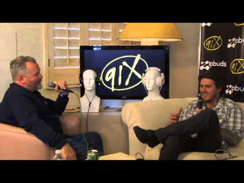 Gaslight Anthem Interview @ Coachella 2013
