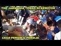 KASIHAN...!!! Detik Detik Supporter PERSIJA Di Keroyok Hingga Mati Oleh Supporter PERSIB | Terbaru