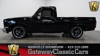 1986 GMC Sierra C1500 - Gateway Classic Cars of Nashville #174