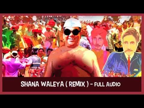 Shana Waleya (Audion Song Remix) | Dekh Tamasha Dekh | Satish Kaushik, Tanvi Azmi & Vinay Jain