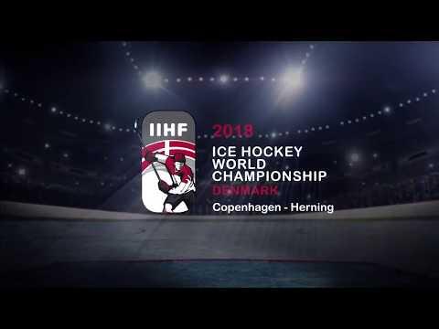 2018 IIHF World Championship Intro
