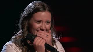 The Voice 2017 Blind Audition   Lauryn Judd  'Girls Just Want to Have Fun'