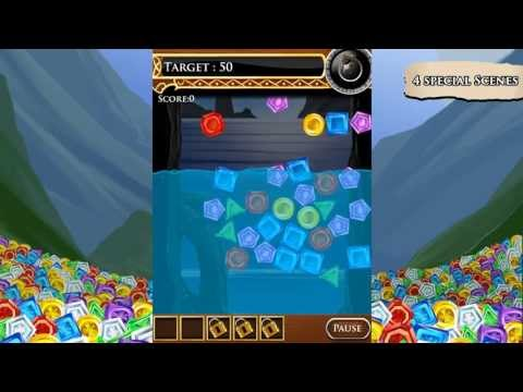 Jewel World Mobile Game Preview