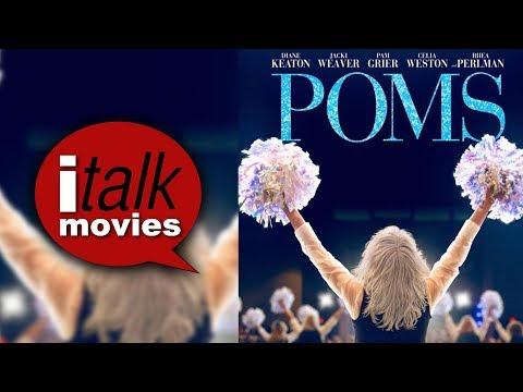 Zara Hayes In Studio To Talk POMS - ITalk Movies