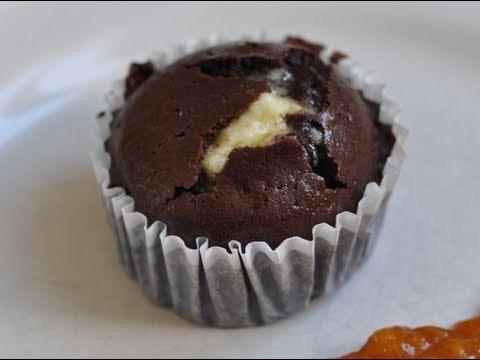 recette des petits coulants au 2 chocolats